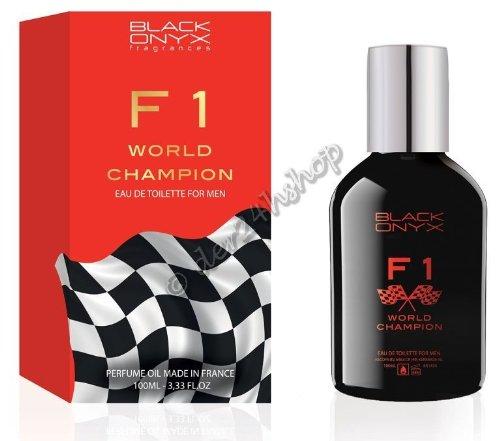 F1 World Champion Homme parfum parfums Eau de Toilette 100 ml Black Onyx