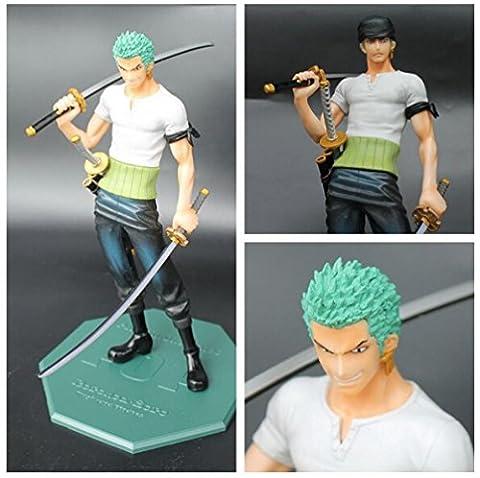 Mall Market One Piece Zoro Action Figure POP ZORO 10th Anniversary Plaything PVC Figurine Zoro Figure