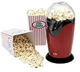 Dhayni e store Easy Popcorn With Varieties Of Kernels With This DIY Mini Electric Popcorn Maker Machine