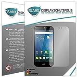 2 x Slabo Displayfolie für Acer Liquid Z630 / Z630S Dual-Sim Displayschutzfolie Zubehör