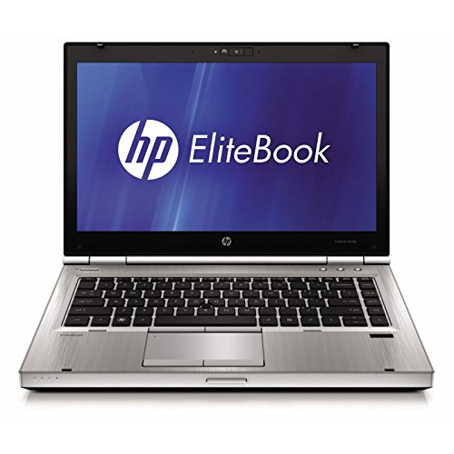 HP EliteBook 8460P - 4GB - 250GB Schwarz