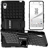 G-Shield Coque Sony Xperia Z5, Étui Housse de Protection [avec Béquille]...