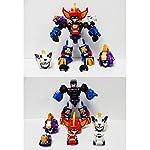 HW-GLOBAL-Dino-core-Mini-Ultra-D-Buster-Tyranno-3-robot-trasformabili-di-fasi-composto-Joint-Action-Figures-20-cmvacanza-compleanno-regalo-robot-giocattoli-per-bambini