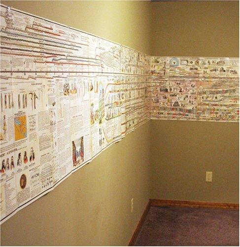 Adams' Chart of History: A Chronology of Ancient, Modern, and Biblical History (Adams Geschichte Chart)