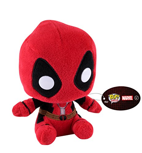 Deadpool Plush - Marvel Pop - 15cm 6""
