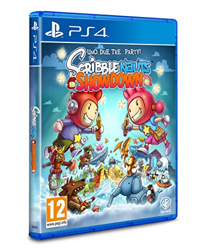 Scribblenauts Showdown - PlayStation 4
