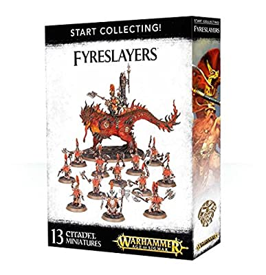 Warhammer AoS - Start Collecting! Fyreslayers