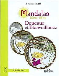 Mandalas Bien-être Douceur et bienveillance
