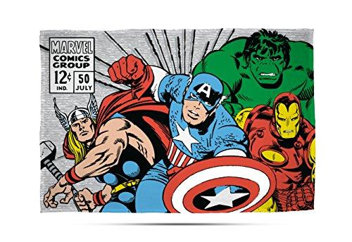Disney Traditions Marvel Comics diseño