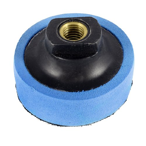 sourcingmapr-voiture-75mm-3-diametre-bleu-mousse-noir-plastique-eponge-de-polissage-roue-de-polissag