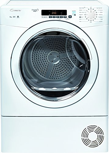 Candy GVSC8DG Freestanding B Rated Condenser Tumble Dryer - White