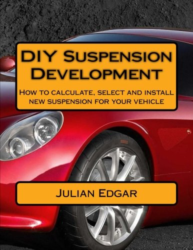 DIY Suspension Development por Julian Edgar