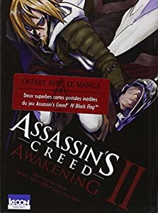 Assassin's Creed Awakening Edition simple Tome 2