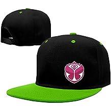 Geek Tomorrowland Festival de Música 2015gorro de gorra de béisbol ajustable para macho/hembra 100% algodón