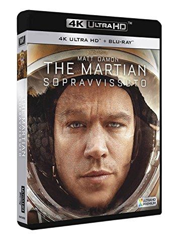 The Martian: Sopravvissuto (Blu-Ray 4K UltraHD + Blu-Ray)