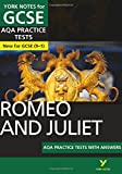 Romeo and Juliet AQA Practice Tests: York Notes - Best Reviews Guide