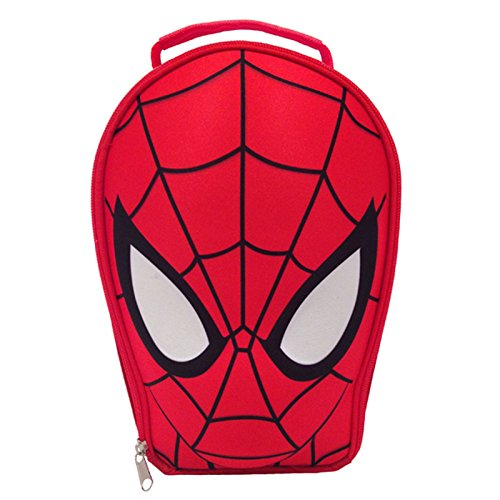 Marvel Avengers 3D Ultimate Spiderman Sac à Lunch