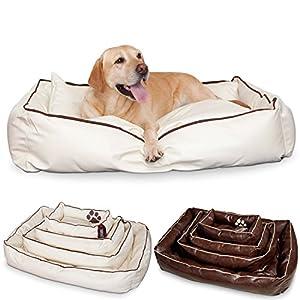 Luxus Hundebett aus Kunstleder von Smoothy  Der Luxus Design Hundekorb von der Sitzsack & Hundebetten Manufaktur Smoothy, ist das perfekte Design Hundebett für Ihren Hund.  Bei der Auswahl der Materialien hat der Hersteller Smoothy  wie immer auf...
