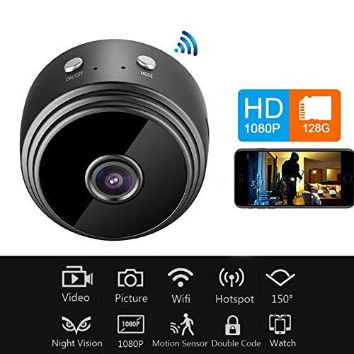 Tiao Versteckte Kamera, Remote-Kamera-Foto Hot Spot Motion-Kamera unterstützt 1080p High Definition Alert Detection Nachtsicht Hot Versteckte Video