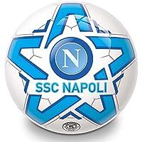 Napoli Pallone Gioco, 1, Mondo Toys Calcio SSC Colore azzurro-06172 Unisex Bambino, Azzurro, Unica