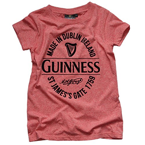 guinness-damen-t-shirt-mit-made-in-dublin-flasche-label-farbe-rot