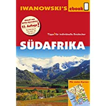 Südafrika - Reiseführer von Iwanowski: Individualreiseführer mit vielen Abbildungen und Detailkarten mit Kartendownload (Reisehandbuch)