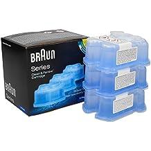 Braun Ccr 3 Recambios De Líquido Limpiador