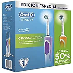 Pack dental promocional DUO VITALITY CROSS ACTION ORAL B e123925fa0a7