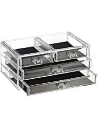 Glam Jewellery Box 4 Drawer