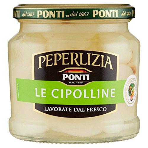 Ponti Cipolline Peperlizia - 350 gr