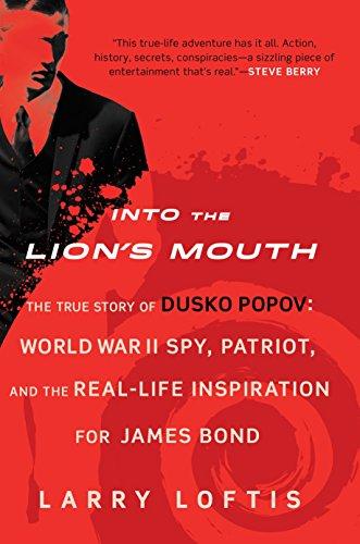 Into The Lion's Mouth por Larry Loftis