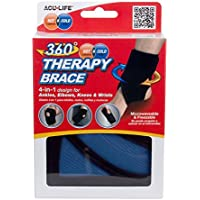 AcuLife 360 Hot/Cold Therapy Brace fits Ankle/Elbow and Knee preisvergleich bei billige-tabletten.eu