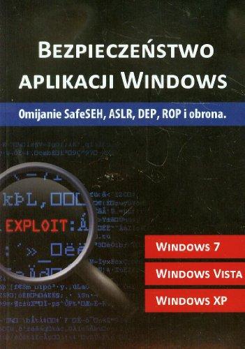 Bezpieczenstwo aplikacji Windows