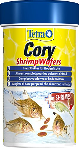 Tetra Cory Shrimp Wafers, 100 ml