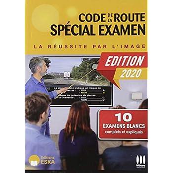 Code de la route spécial examen : Permis B