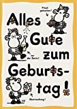 Sheepworld Geburtstagskarte Dein Tag