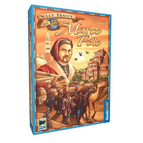 Unbekannt Giochi Uniti GU450-Auf den Spuren von Marco Polo