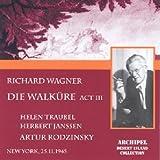 Die Walküre Akt 3: Traubel-Janssen Met 2 -