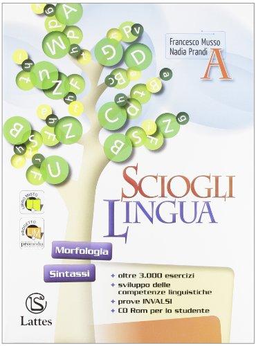 Scioglilingua. Volume A-Il mio quaderno INVALSI. Con CD-ROM. Per la Scuola media.