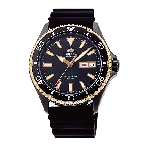 Orient Sports Watch RA-AA0005B19B - Men's Automatic Rubber Analogue Watch