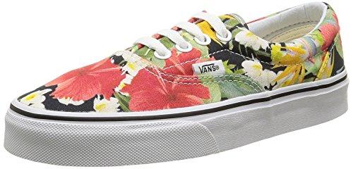 Vans-Era-Zapatillas-Unisex-Adulto-Multicolor-Digi-AlohaBlacktrue-White-36-EU
