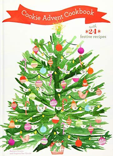 Cookie Advent Cookbook (Sugar Cookies-buch)