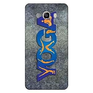 Mobo Monkey Designer Printed Back Case Cover for Samsung Galaxy On8 Sm-J710Fn/Df (Motivation :: Yoga :: Health :: Fitness :: Meditation)