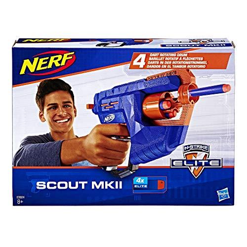 Hasbro Nerf N-Strike Elite Scout MKII (Nerf Mini-basketball)