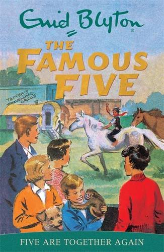 21: Five Are Together Again (Famous Five)
