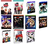 THE BIG BANG THEORY - STAGIONI DA 1 A 11 (34 DVD) COFANETTI SINGOLI, ITALIANI