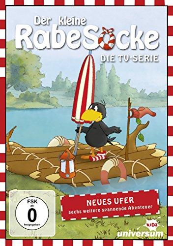 Der kleine Rabe Socke - Die TV-Serie 6: Neues Ufer