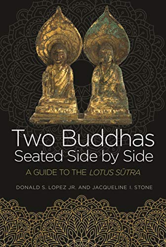 Two Buddhas Seated Side by Side: A Guide to the Lotus Sūtra (English Edition)