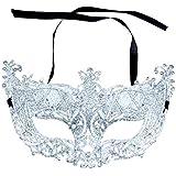 Accmart(TM) 3Pcs Venetian Eye Women Mask Masquerade Party Dress Carnival Costume Fancy Ball Halloween Masks