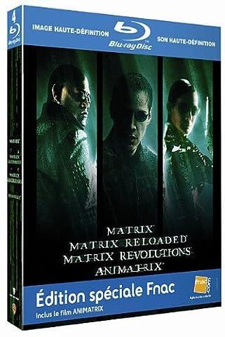 Matrix - Coffret Intégral - Blu-Ray - Edition Spéciale - Blu Ray